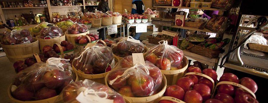 Archibald's Apple Market