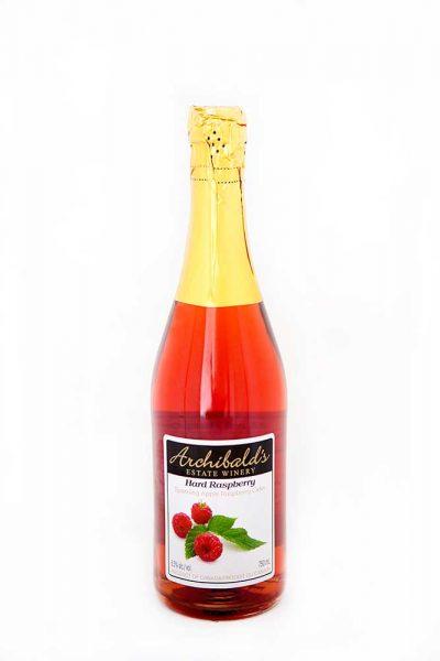 Hard Raspberry Cider