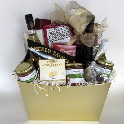 gift baskets - Let's Entertain