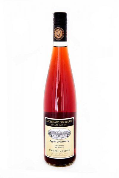 Apple Cranberry Wine