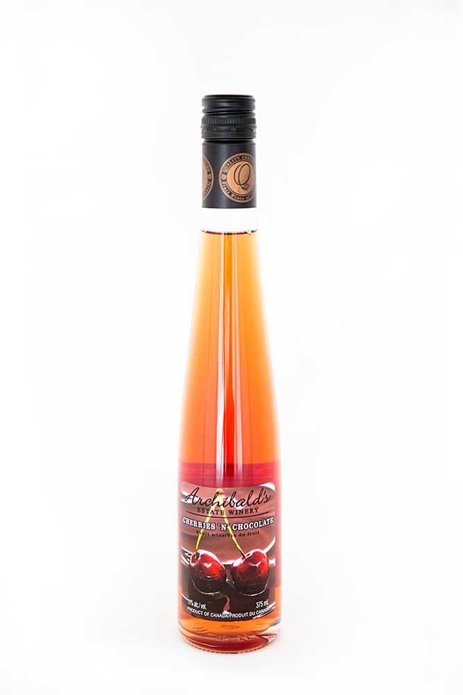 Cherries n Chocolate Wine