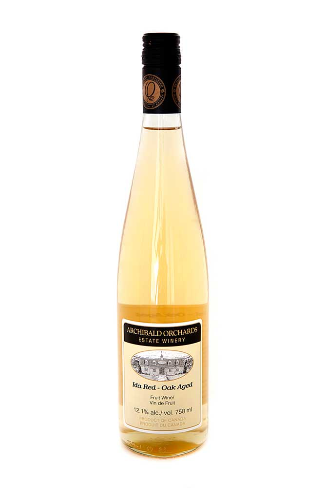 Ida Red Oak Aged Wine
