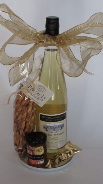 Hostess Gift Basket