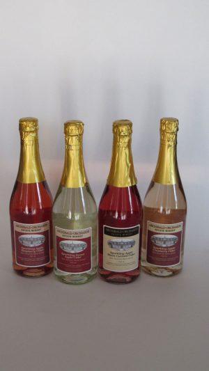 Sparkling Non Cider Gift Basket