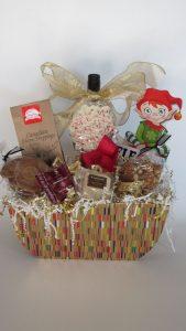 Sweet Celebration Gift Basket