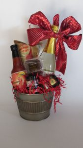 Spicy Heat is On Gift Basket
