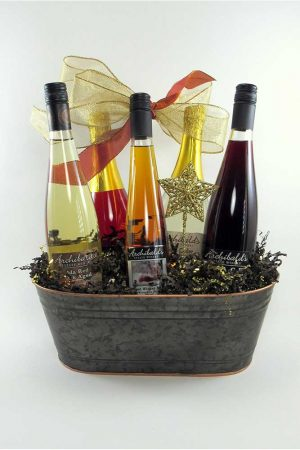 Archie's Holiday Selection Gift Basket