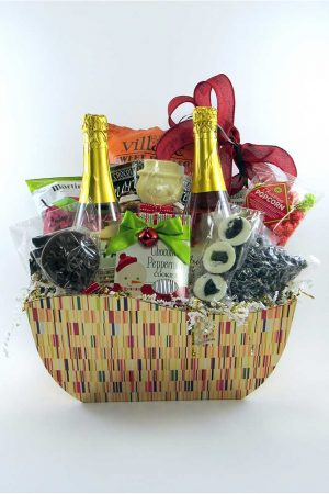 Family Night Gift Basket
